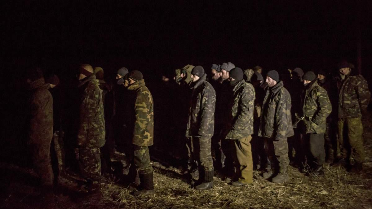 Обмін полоненими – звільнені українці звернулися до світу