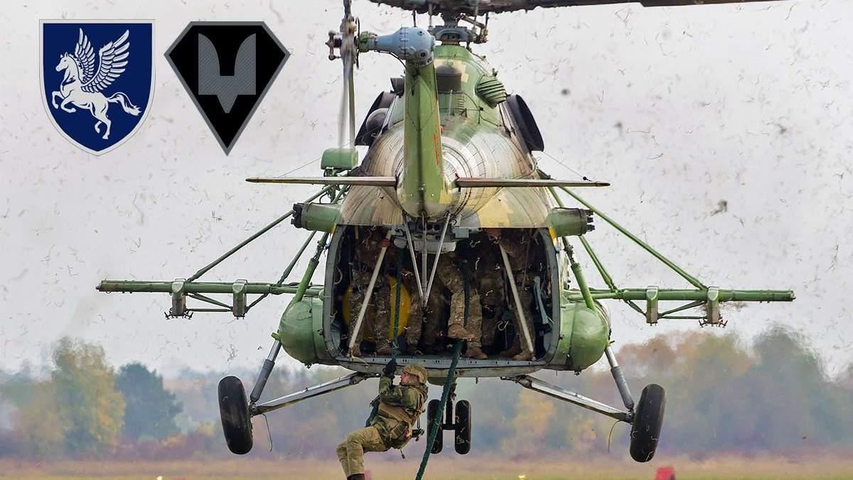 В українських ССО з'явилася своя ескадрилья