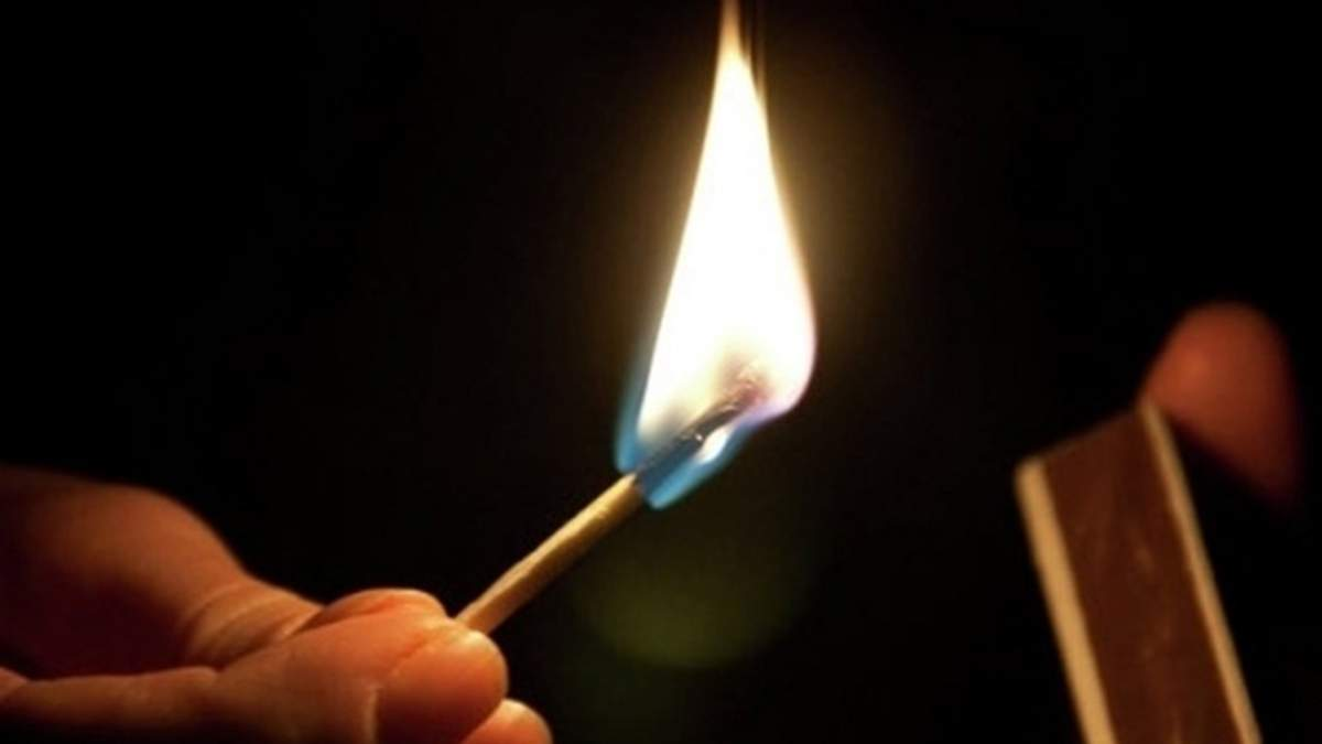 На Запоріжжі військовий самотужки зміг запобігти підпалу житлового будинку