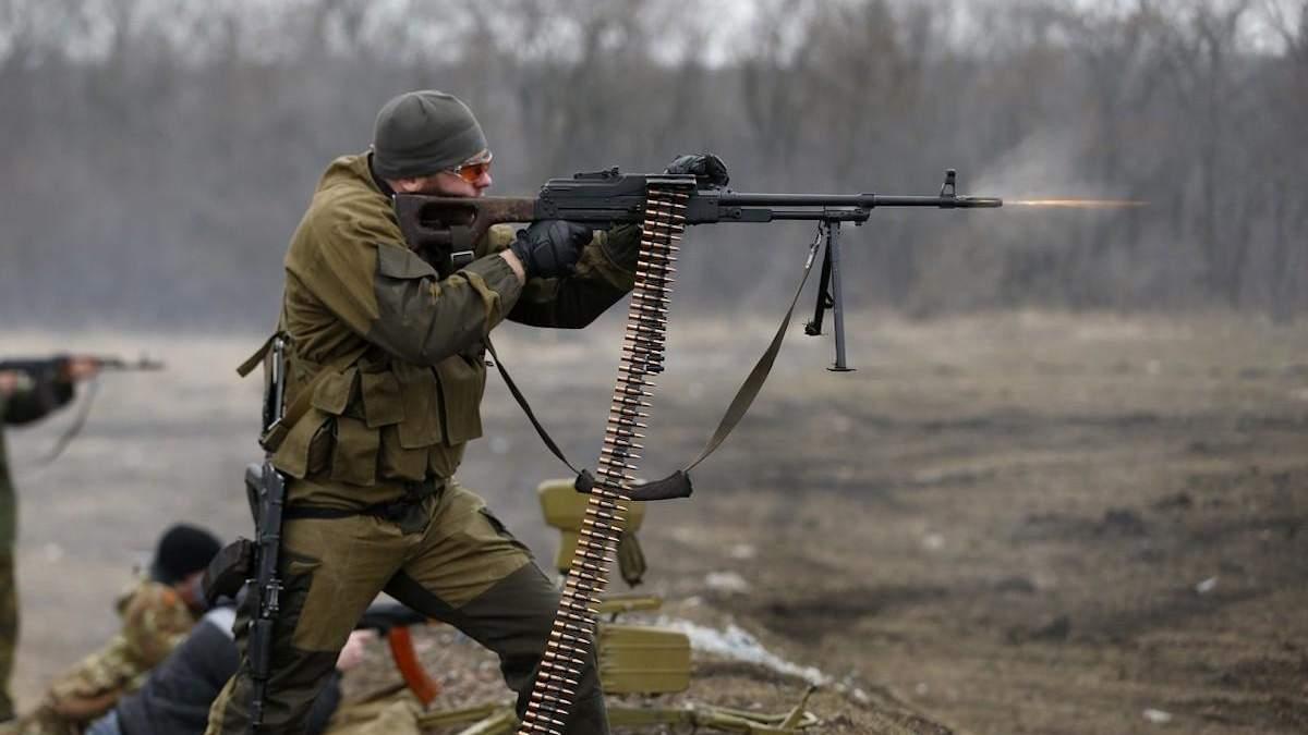 """Проросійські бойовики показали свої """"обличчя і сутність"""""""