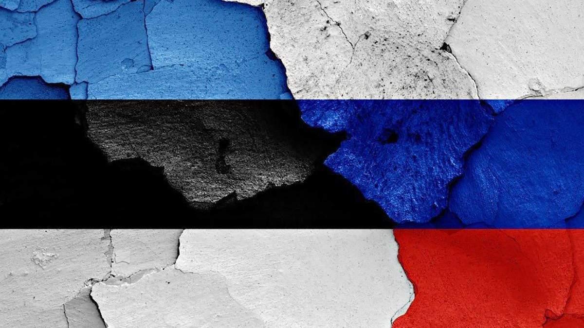 Естонія відмовилася ратифікувати Тартуський договір про кордон з Росією