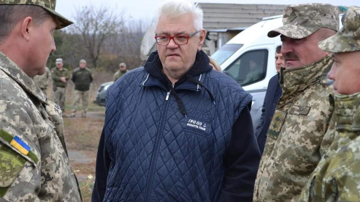 Сивохо заявив, що церква може стати посередником у вирішенні конфлікту на Донбасі