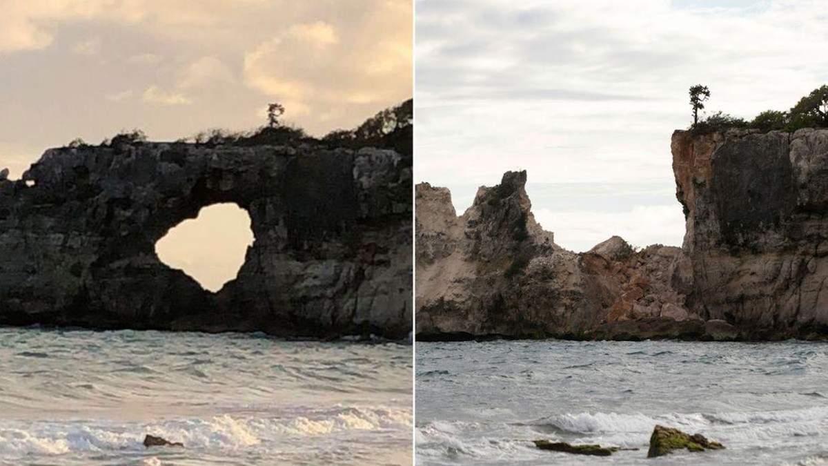 Знаменитая Punta Ventana – разрушена