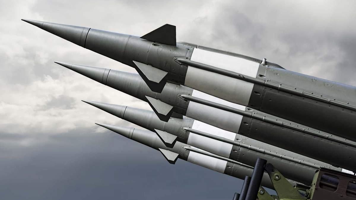 По базі Айн аль-Асад випустили понад 10 ракет