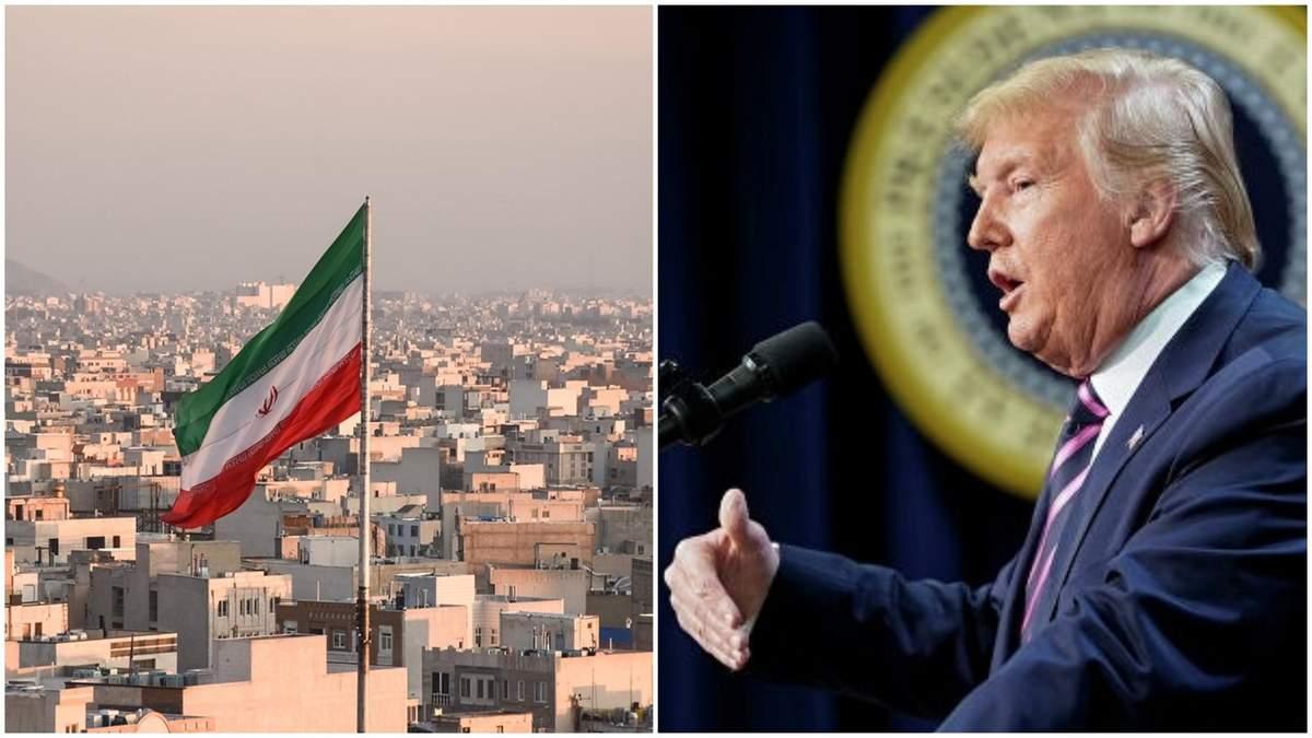 Трамп впервые прокомментировал нападение Ирана