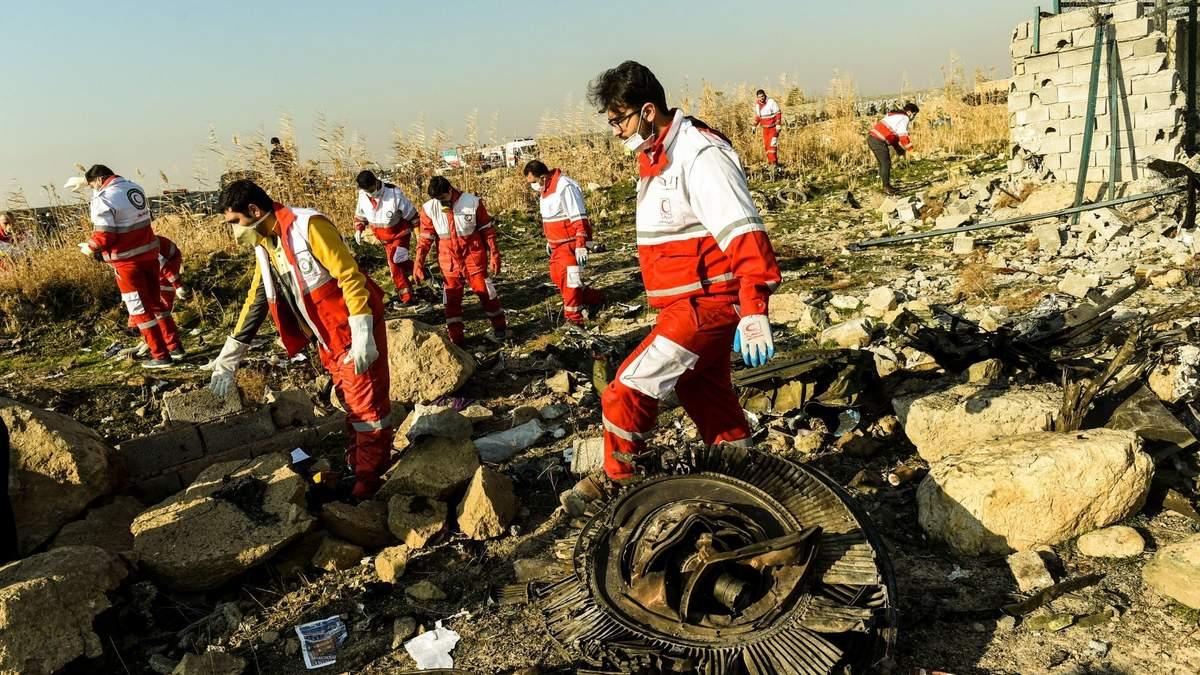 В Ірані розбився літак МАУ 08.01.2020 – фото, відео авіакатастрофи в Тегерані