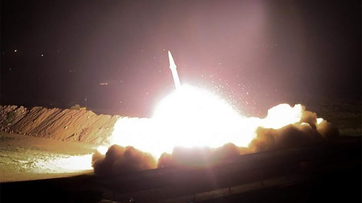 Иран нанес удар США 8 января 2020 – 80 погибших