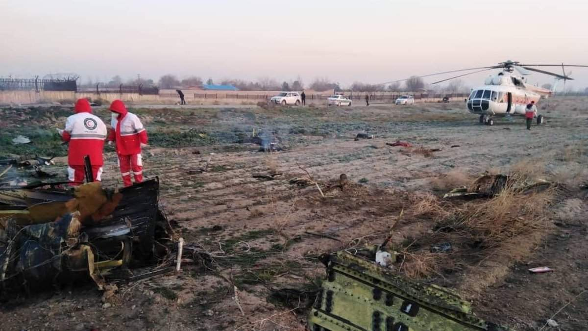 Авіакатастрофа МАУ в Тегерані, Іран, сьогодні – список загиблих 8 січня 2020