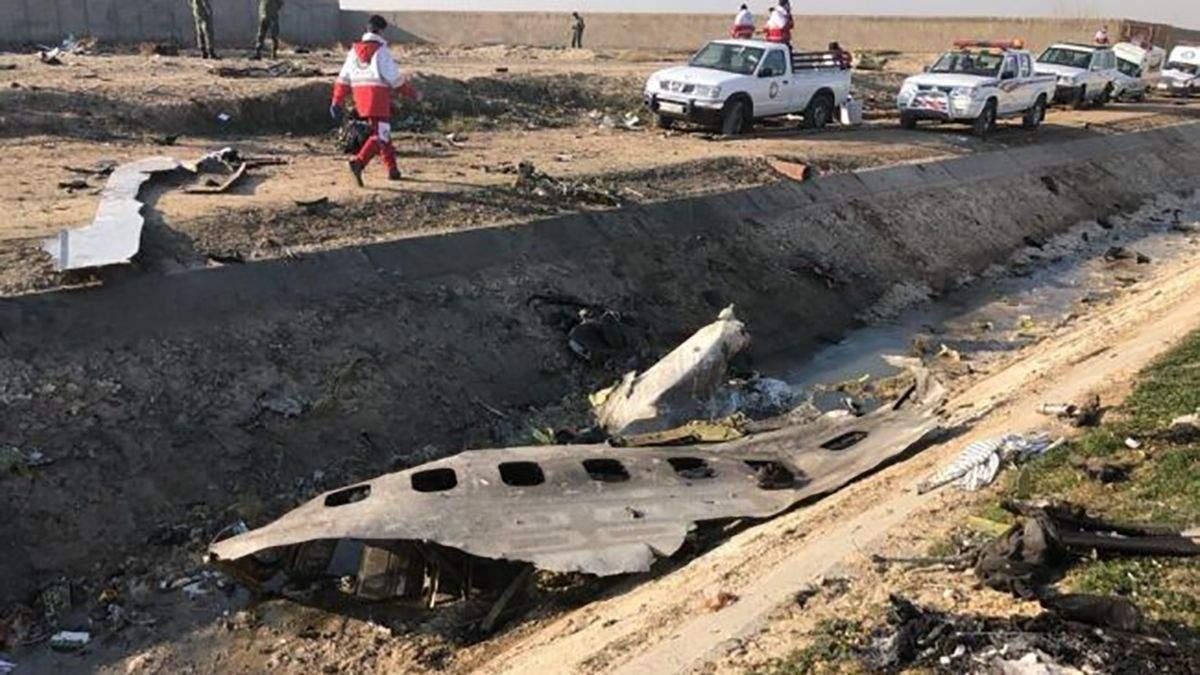 Авікатастрофа в Ірані 8 січня 2020 року: версію теракту виключили