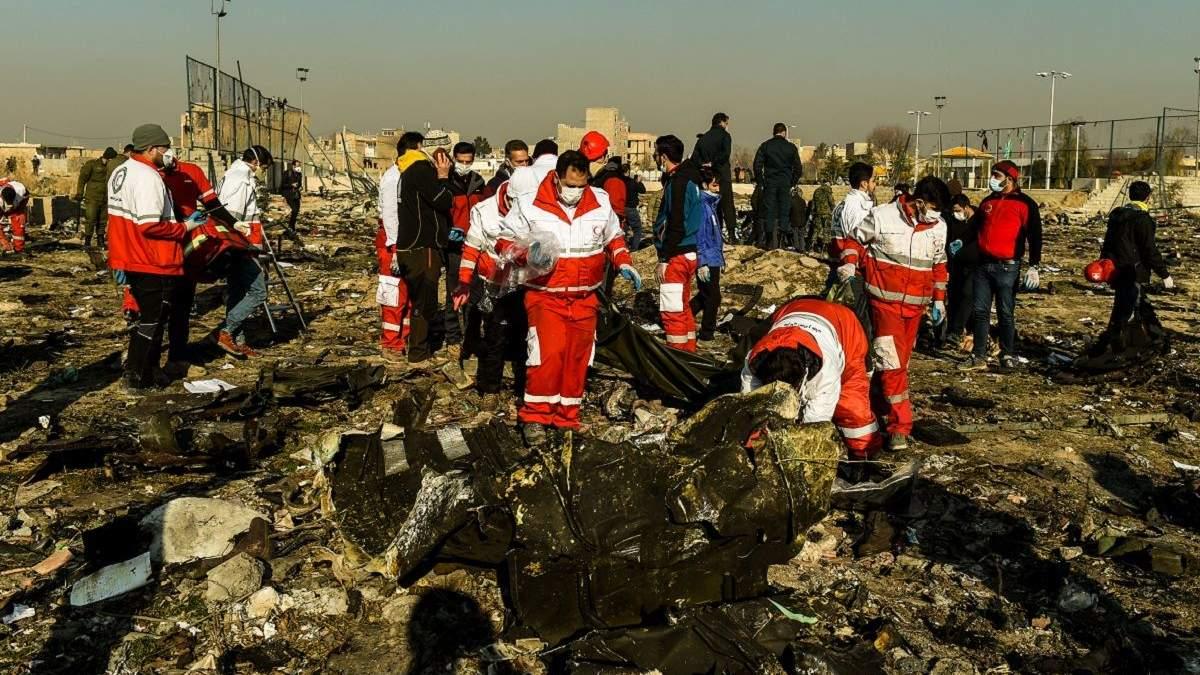 Авіаексперт назвав можливу причину катастрофи в Ірані
