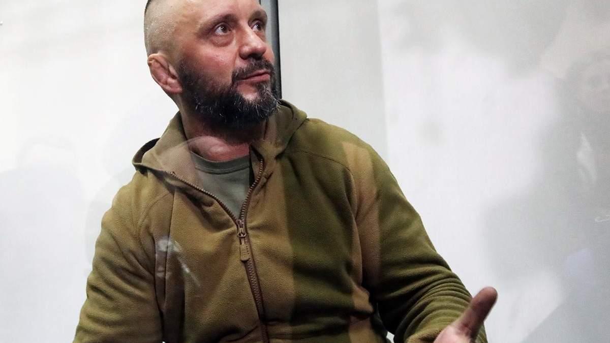Андрій Антоненко, підозрюваний у справі про вбивство Павла Шеремета