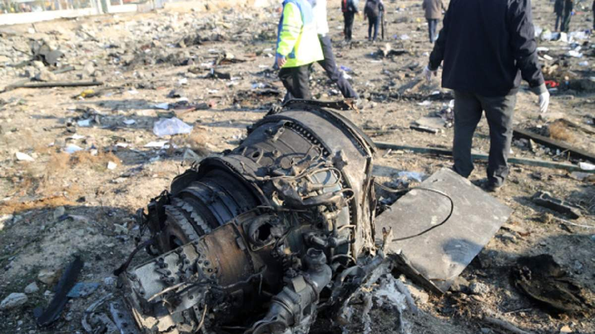 Голос пілота літака МАУ ідентифікували
