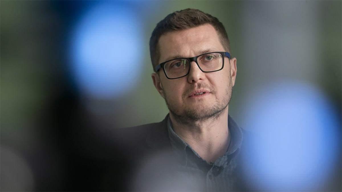 Голову СБУ Баканова помітили на курорті в Куршевелі