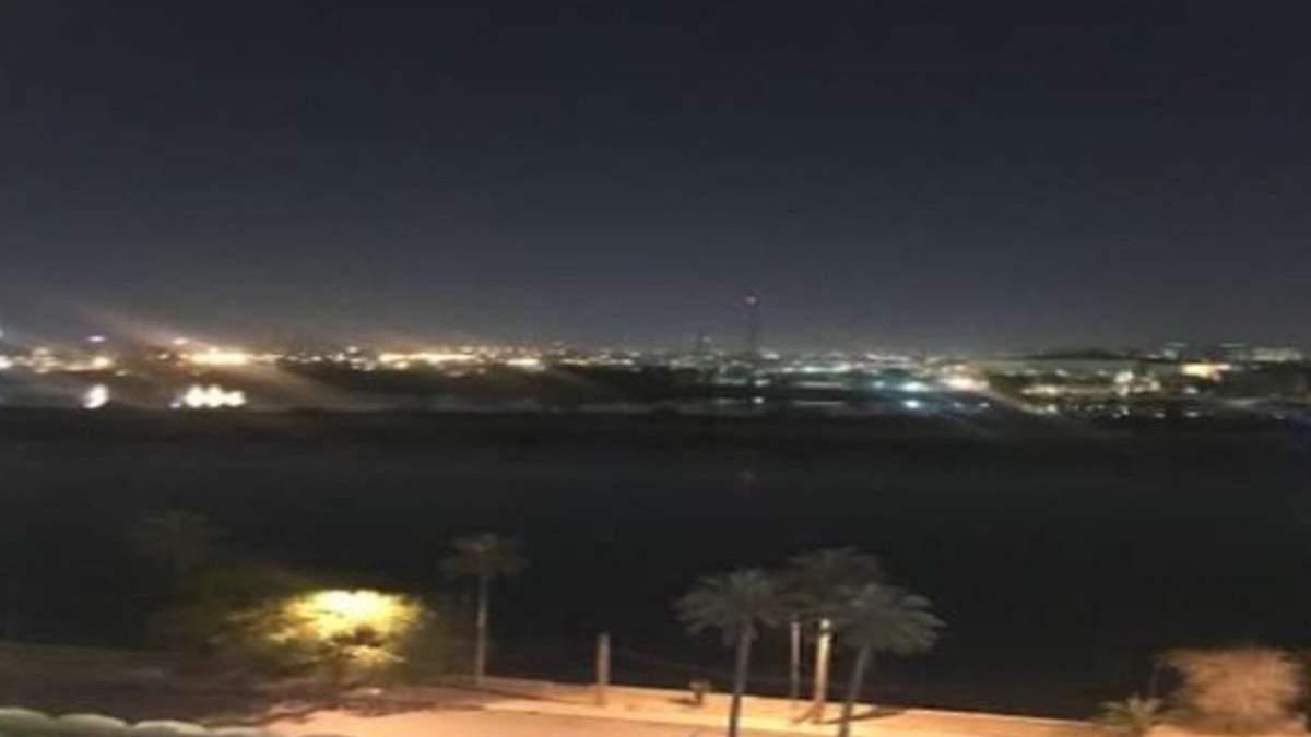 У Багдаді знову чути вибухи