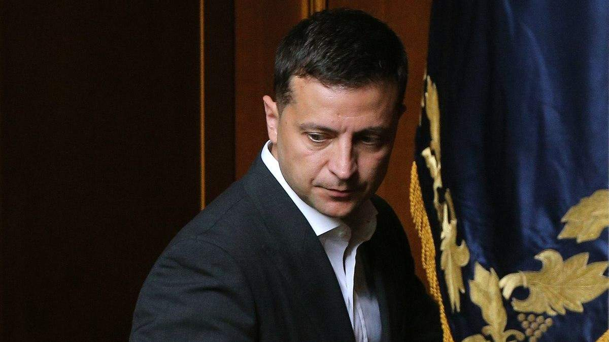 Володимир Зеленський – Президент України