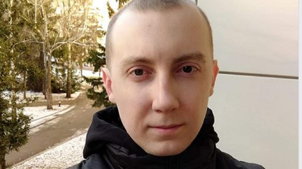 Звільнений з полону бойовиків Станіслав Асєєв написав перший пост