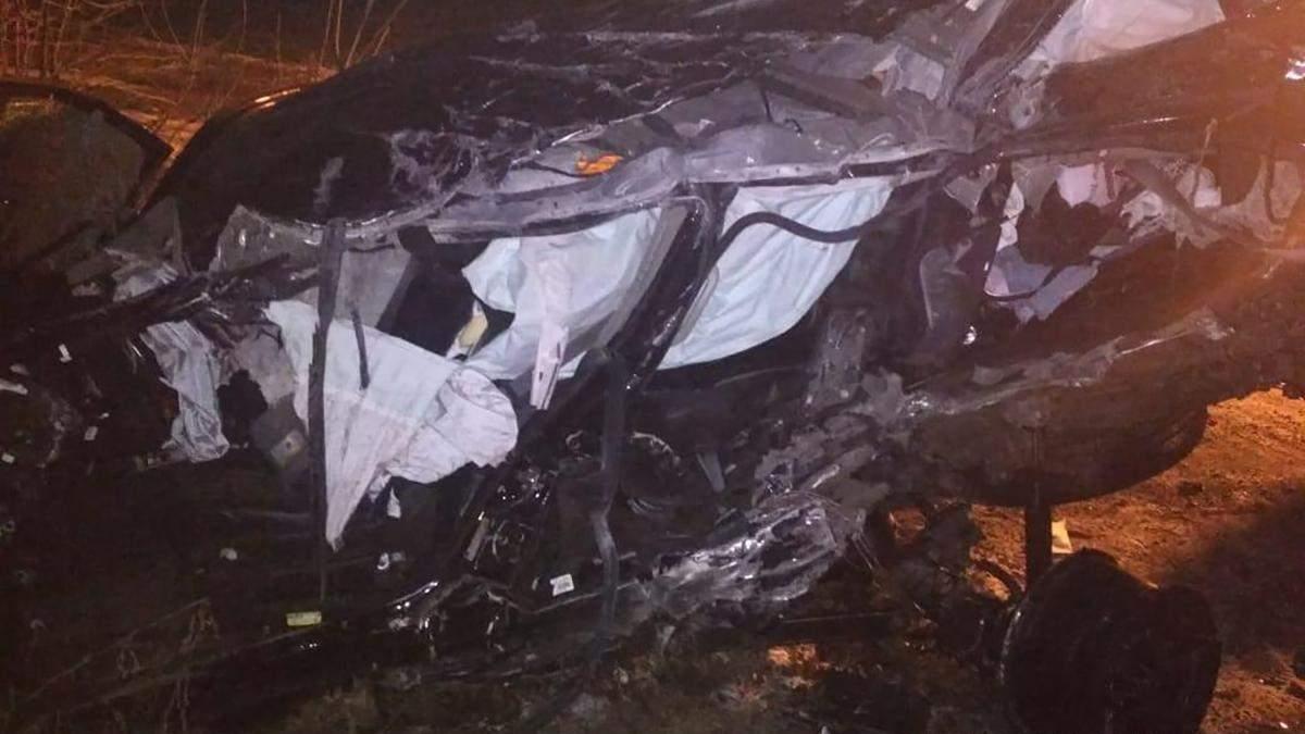 Авария на Сумщине унесла жизни двух человек