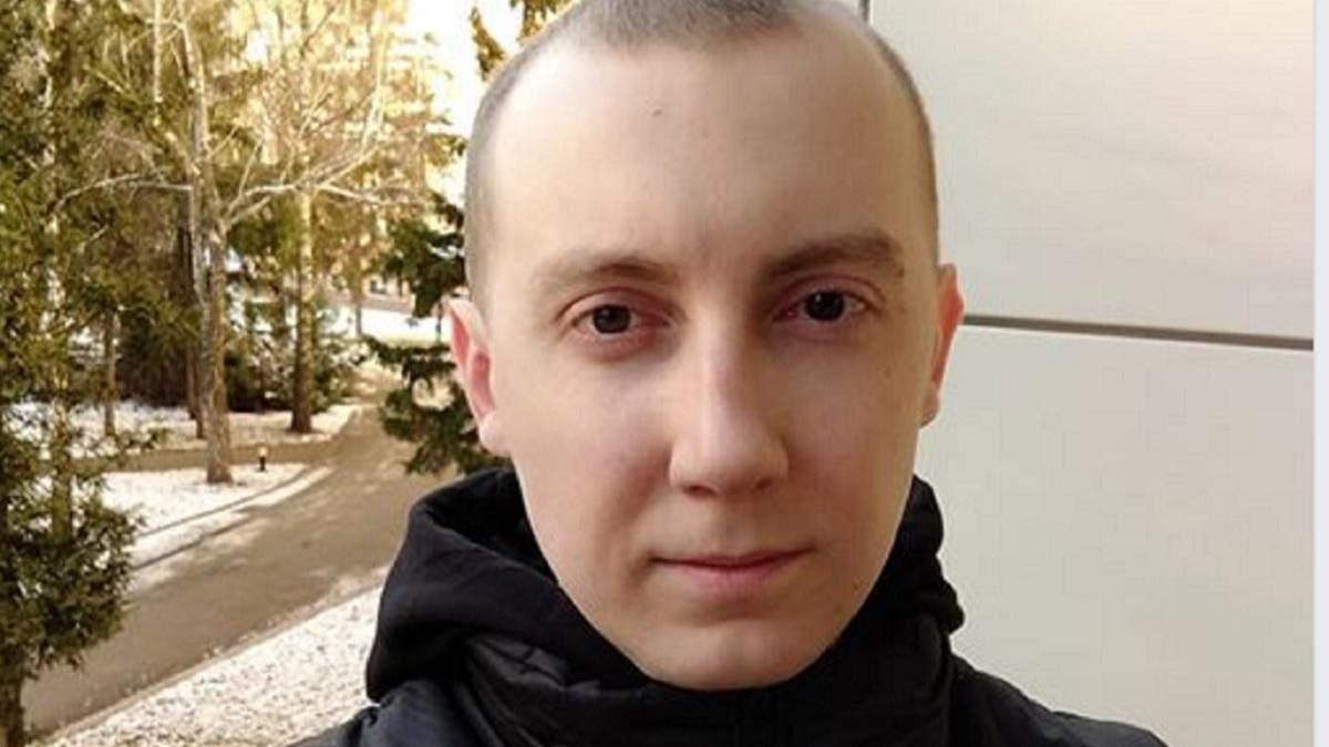 Освобожден из плена боевиков Станислав Асеев написал первый пост