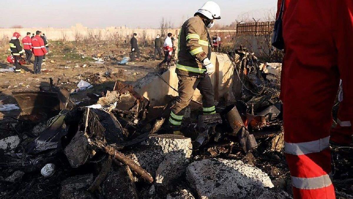 Іран офіційно запросив США та інші країни до розслідування авіакатастрофи