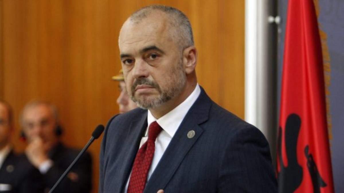 Новый глава ОБСЕ Эди Рама приедет в Украину
