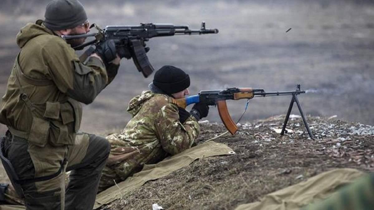 На Донбасі загинув один військовий, є поранений