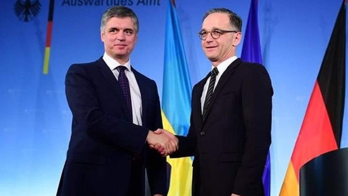 Україна та Німеччина домовились про співпрацю у розслідуванні авіакатастрофи в Ірані