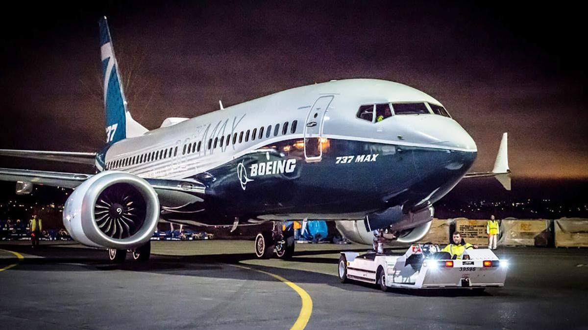 Boeing 737 MAX був спроектований клоунами, писали працівники крмпанії в 2017 році