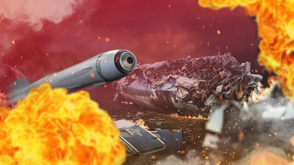 Пасажирські літаки збиті військовими – випадки в історії