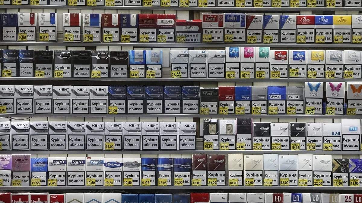 ринок тютюнових виробів