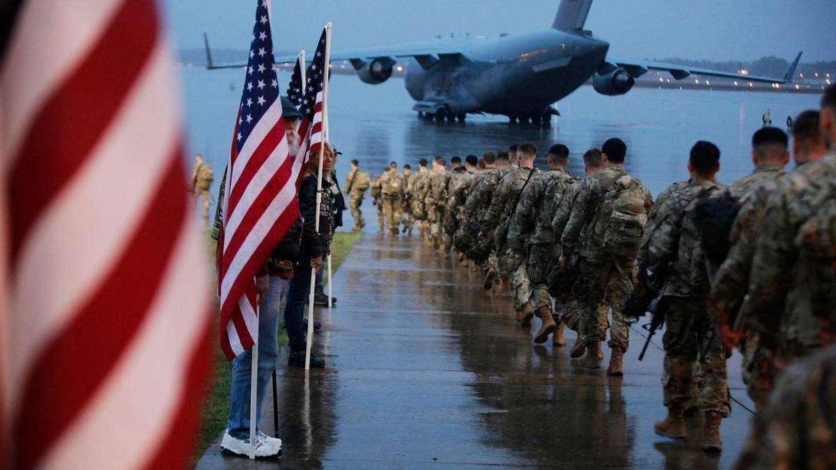 Ірак попросив США розробити план виведення своїх військ із країни, – The Washington Post
