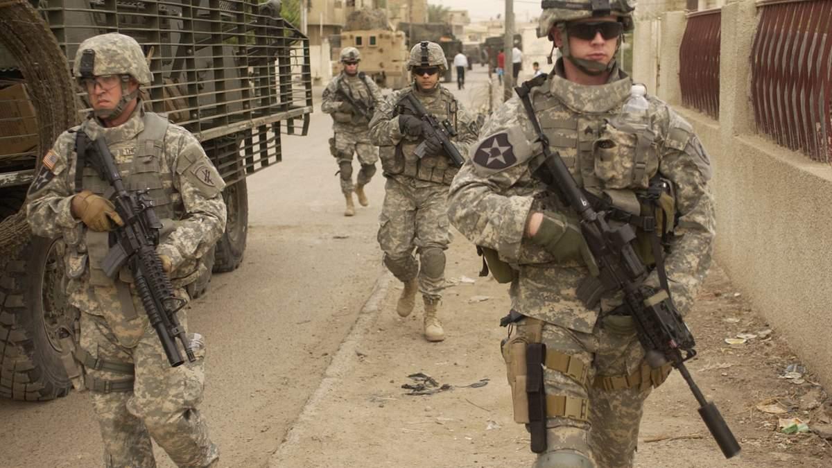 Военные США не покинут территорию Ирака