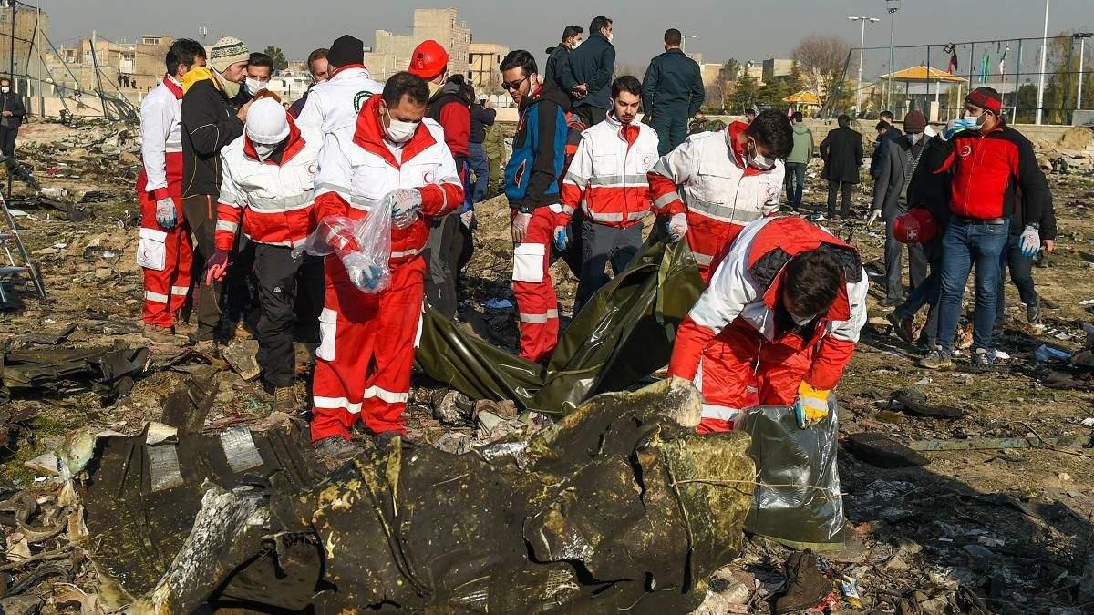 Авіакатастрофа МАУ в Ірані: скільки канадців загинули
