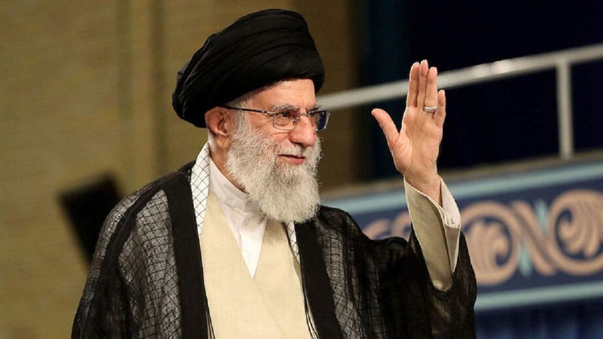 Авіакатастрофа МАУ в Ірані – Хаменеї наполіг, щоб Іран визнав відповідальність