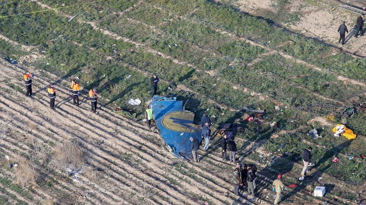 Иранская ракета попала в кабину самолета МАУ
