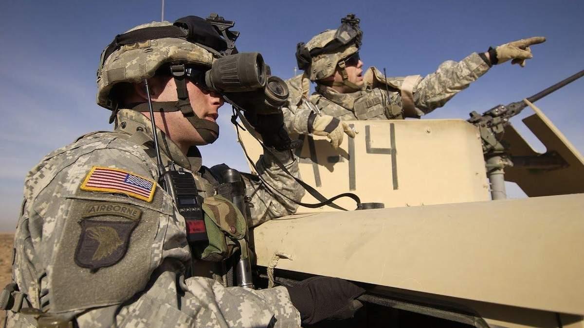 США не збираються виводити війська з Іраку