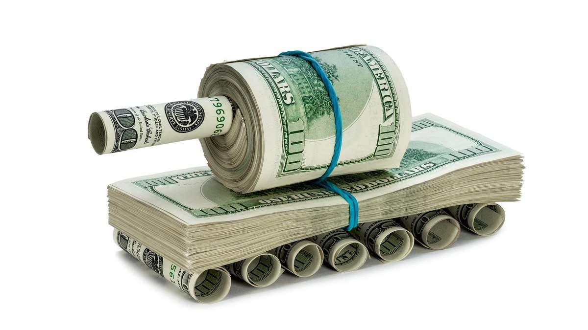 Украине надо готовиться тратить на армию больше