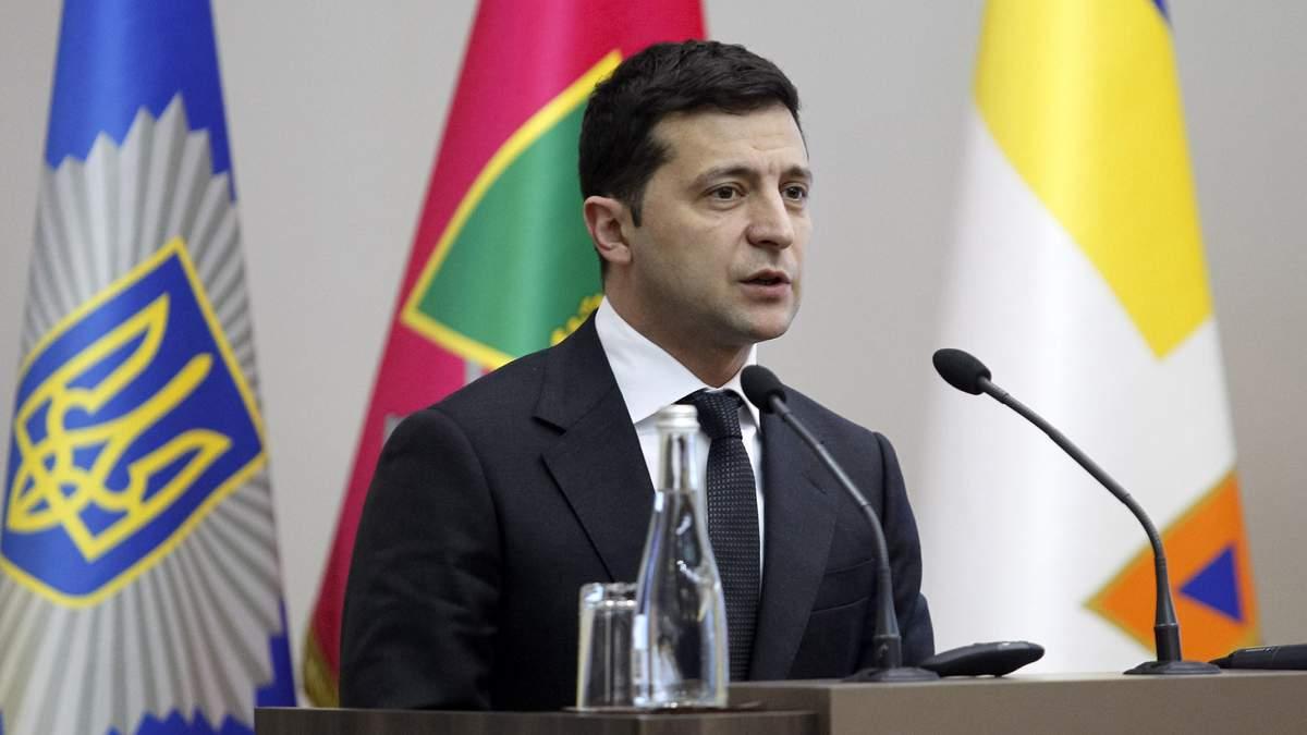 Зеленський запевнив, що винні у катастрофі літака МАУ в Ірані будуть покарані