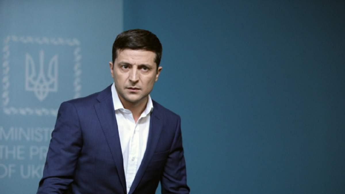 Зеленский записал обращение относительно авиакатастрофы самолета МАУ