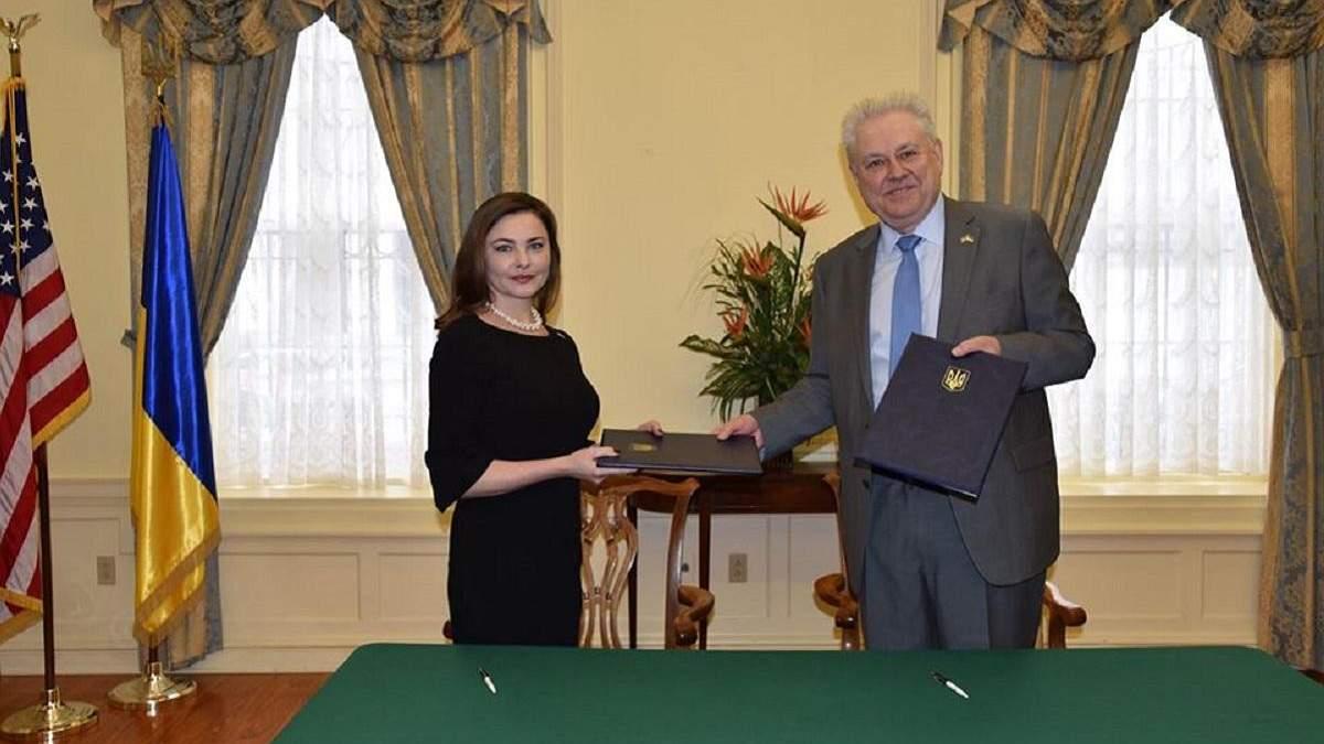 Активістка Ірина Мазур очолила консульство України у Філадельфії