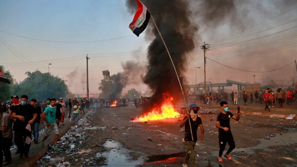 """Конфлікт США та Ірану – в Іраці невідомі вбили лідера """"Народних мобілізаційних сил"""""""