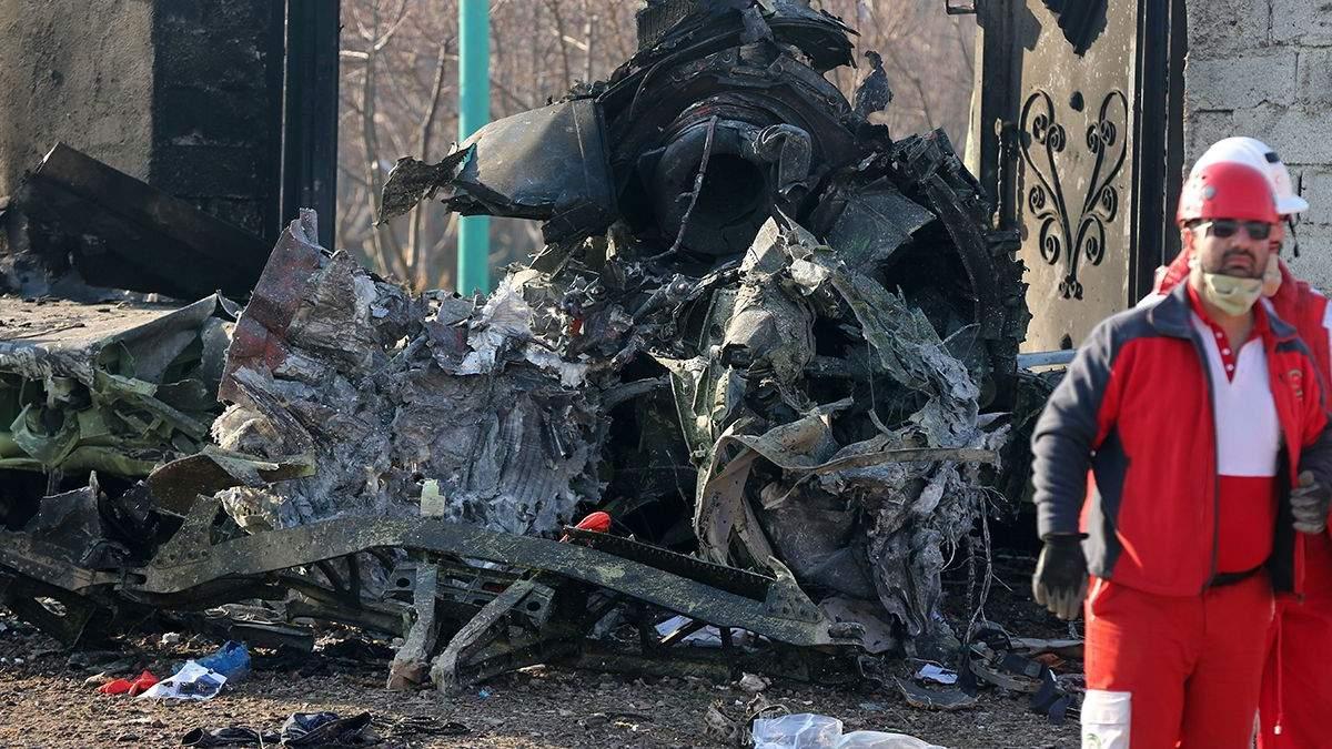 Конфликт США и Ирана - США опровергло причастность к авиакатастрофе МАУ