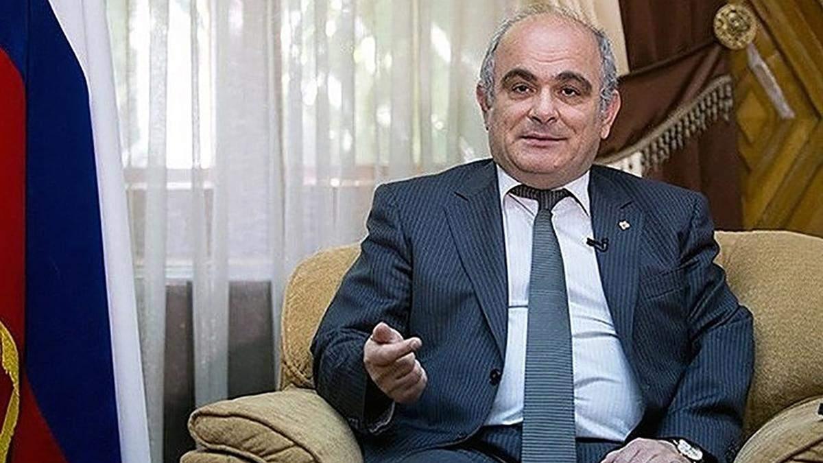 Посол Росії у Тегерані Леван Джагарян