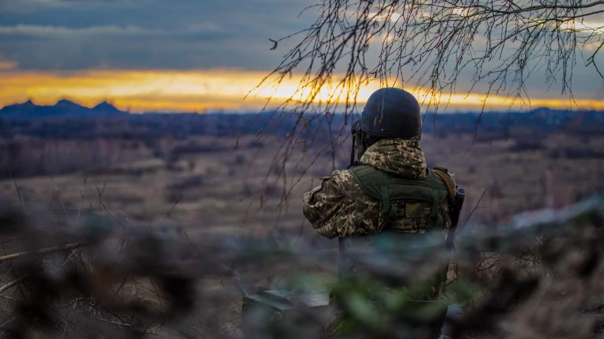 Бойовики знову обстріляли позиції українських бійців на Донбасі