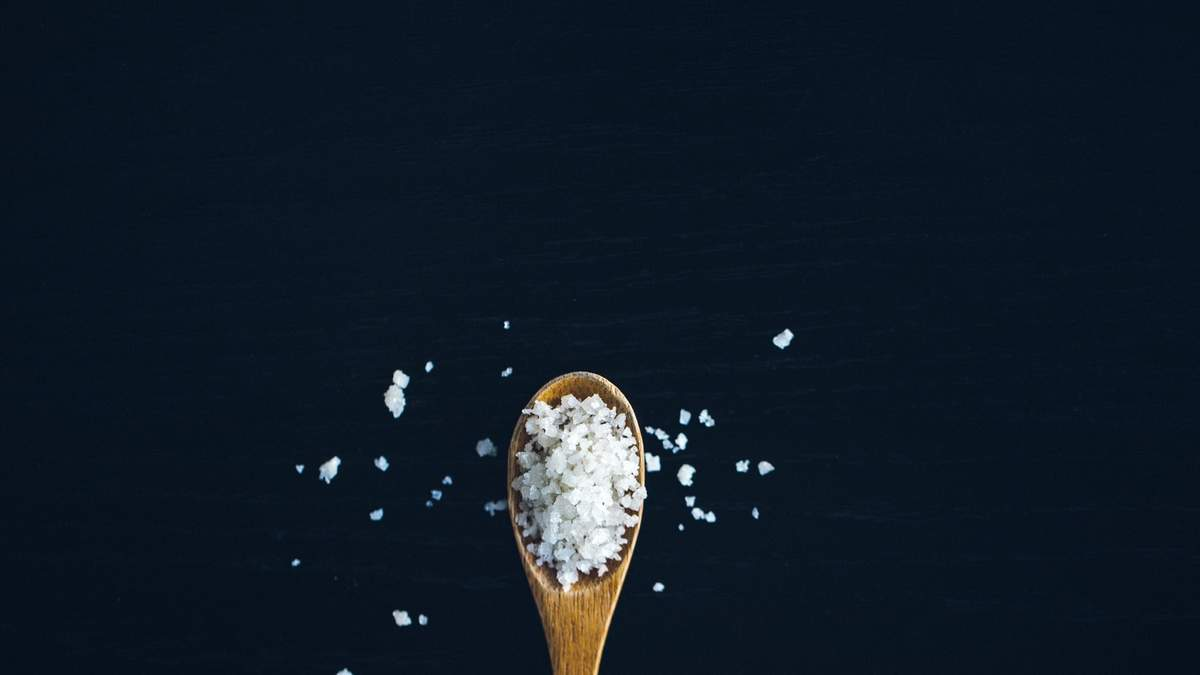 Використання солі для лікуванні раку