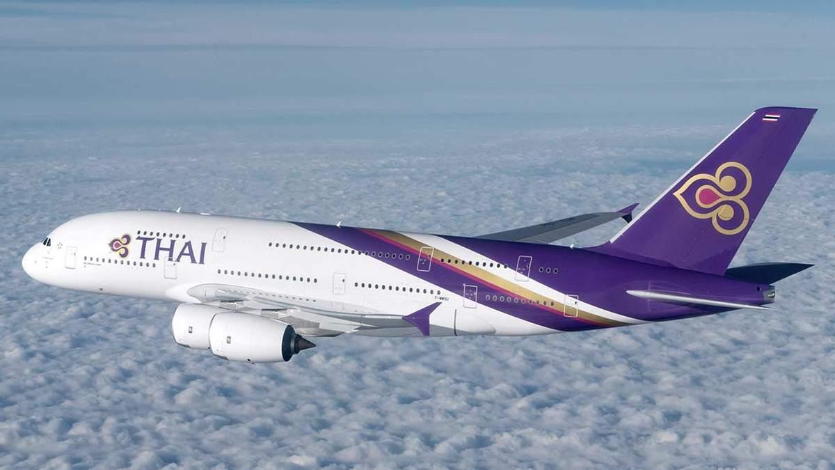 На Шри-Ланке экстренно сел самолет Thai Airways
