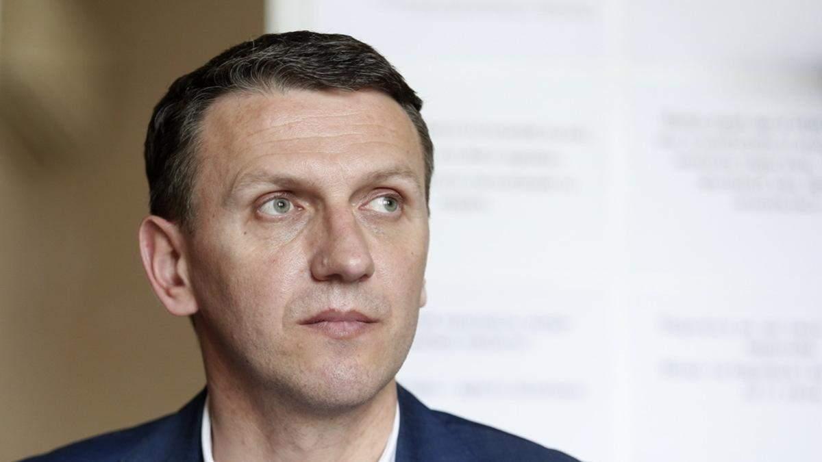 Проти ексголови Державного бюро розслідувань Романа Труби відкрили справу