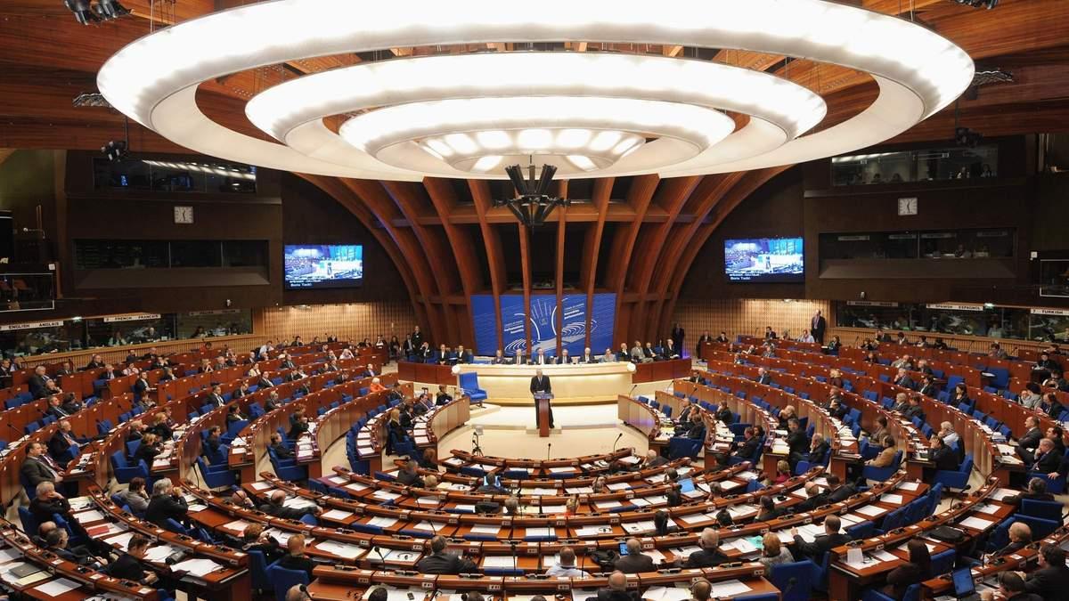 Делегація України в ПАРЄ повертається до участі