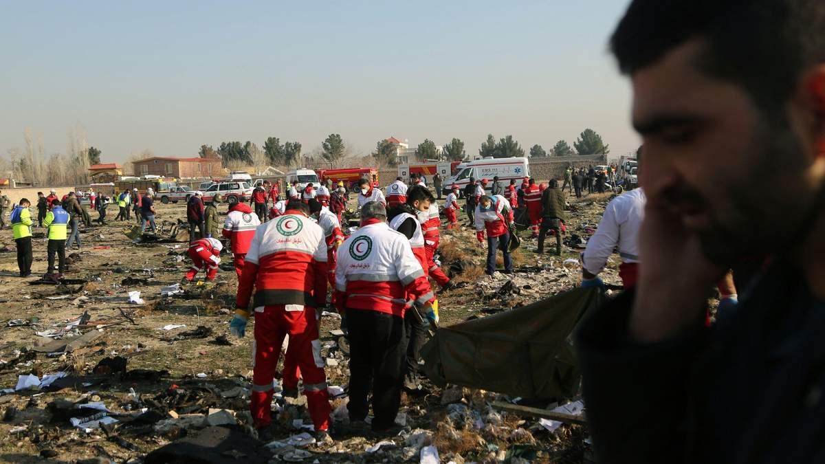 Авиакатастрофа МАУ в Иране: главы МИД 5 стран встретятся в Лондоне