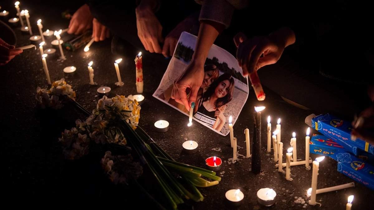 Все почалося з мирних зібрань, щоб ушанувати пам'ять жертв катастрофи