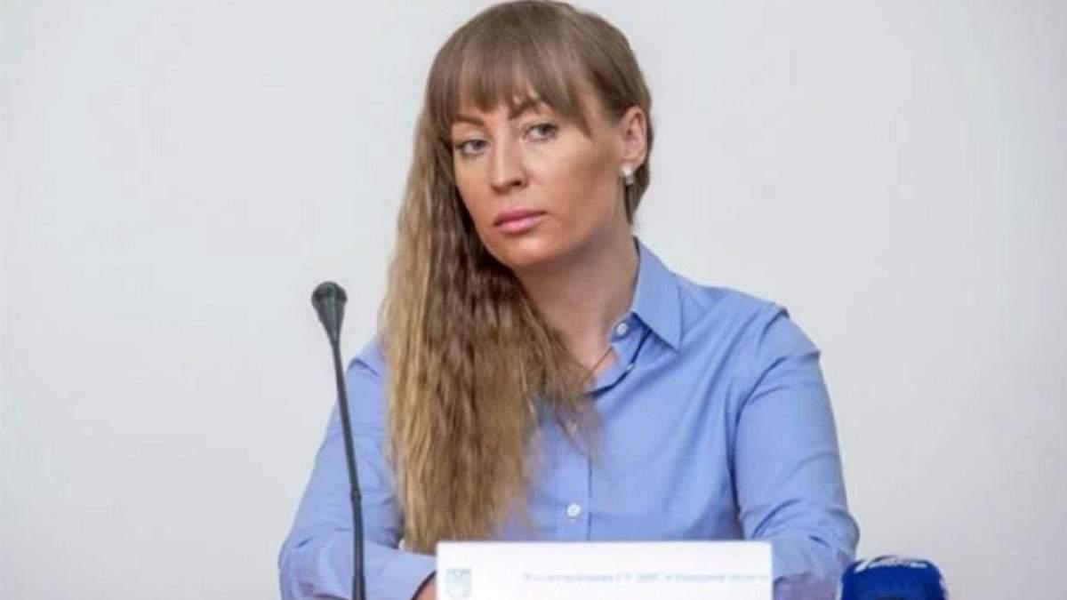 Суд обрав запобіжний захід очільниці одеської податкової, яку НАБУ спіймало на хабарі